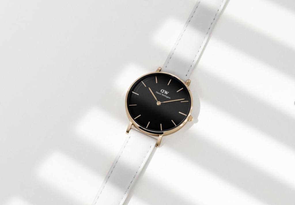 0f2a4d30ee Daniel Wellington(ダニエル・ウェリントン)はスウェーデン発の時計ブランドです。デザイナーは、フィリップ・タイサンダー。